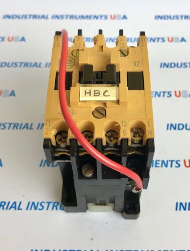 Allen Bradley 100-A09ND3 Contactor P&H HARNISCHFEGER Brake Contactor