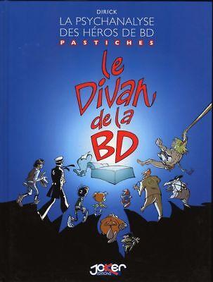 BD prix réduit Divan de la BD (Le) Le Divan de la BD Editions Joker