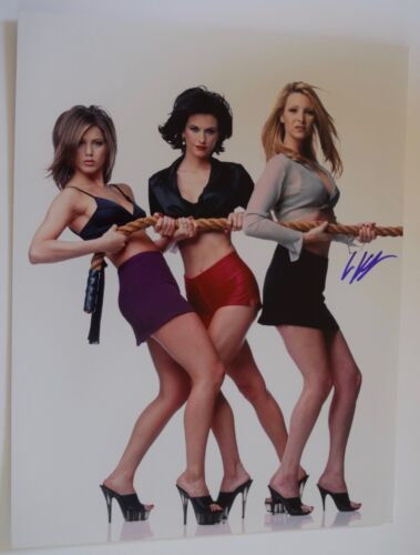 Lisa Kudrow Signed Autographed 11x14 Photo FRIENDS Star COA VD