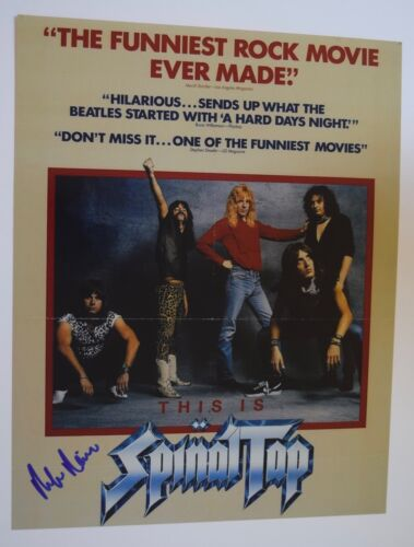 Rob Reiner Signed Autographed 11X14 Photo SPINAL TAP Director COA VD