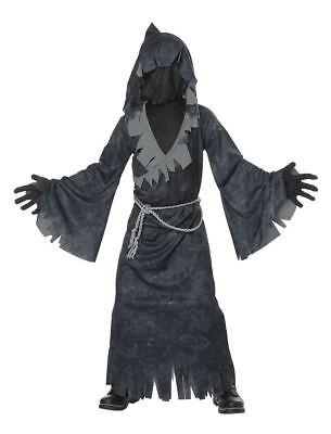 Soul Eater Halloween Costume Child L/XL 10-12-14 Black