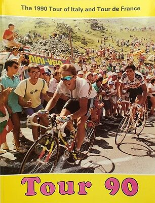 Tour 90 The 1990 Tour of Italy and Tour de France