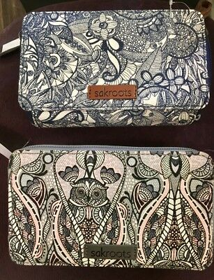 - SAKROOTS Luna Smartphone Crossbody SPIRIT DESERT TWO DESIGNS 108053  New!
