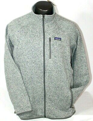 Patagonia Better Sweater full zip fleece inside Jacket NWT Mens sz XXL