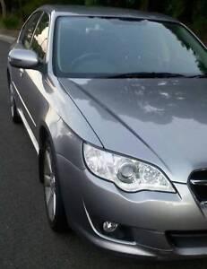 2008 Subaru Liberty Sedan Macquarie Fields Campbelltown Area Preview