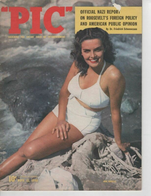 PIC - Jane Russell - November 11, 1941