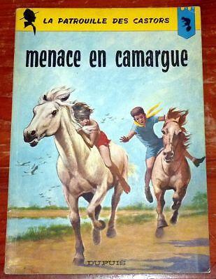 La patrouille des castors : Menace en Camargue 1967