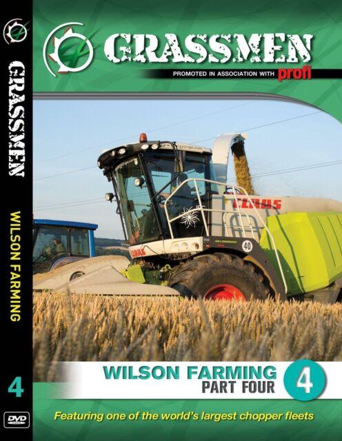 GRASSMEN - Wilson Farming Part 4 NEW DVD July 2015