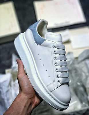 Alexander McQueen sneakers White/Blue EU 38 US 8
