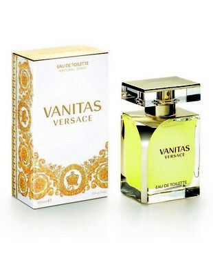 Versace - Vanitas *100ml* *EAU DE TOILETTE* *GENUINE / NEW / SEALED*
