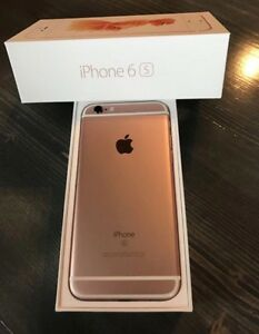 IMMACULATE 10/10 iPhone 6S 128G