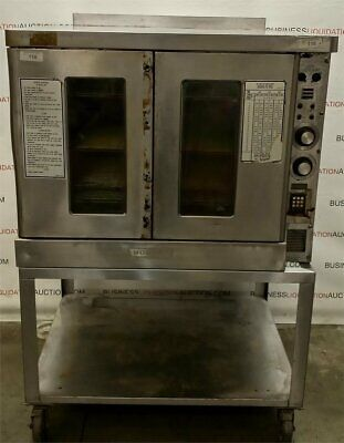 Hobart Commercial Convection Oven W Stand. Model Cn90. Full Size. Excellent