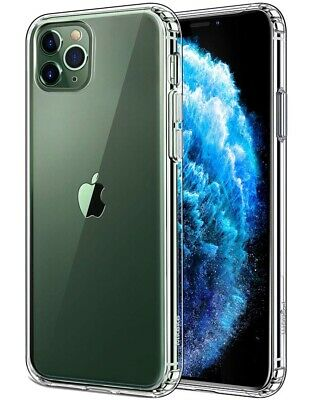 Mkeke Ultra Slim Clear Case Compatible For Iphone 11 Pro Max Shockproof Slim NEW