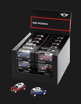 MINI Genuine Paceman R61 Die-Cast Miniature Car Collection 1:64 80422318654