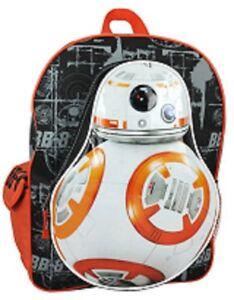 40b9b8db544e Backpack - Star Wars Ep7 - Bb8 Boys School Bag 845633 for sale ...