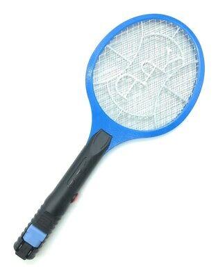 RACCHETTA Eléctrico Mata los Mosquitos Vuela Insectos Recargable