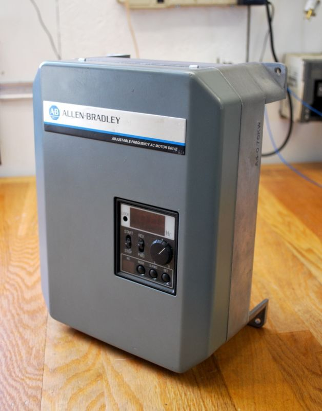 Allen Bradley 1333-AAB, Series B, Adjustable Frequency AC Drive - USED