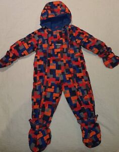 Gusti super warm baby winter snowsuit 12 mnths