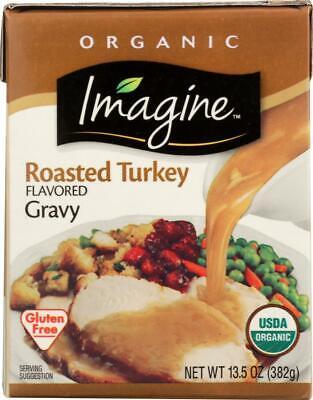 Gravy Roasted Turkey (12 - 13.5 -