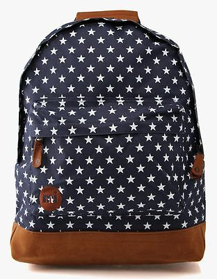 Zaino Donna Mi-Pac Backpack ALL STARS Navy Rucksack Mochila Sac à dos...