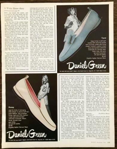 1970 Daniel Green Women