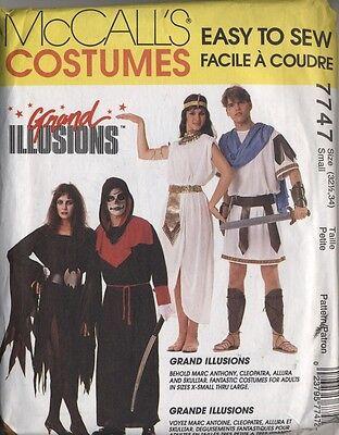 Halloween costume pattern Marc Anthony Cleopatra Allura Skulltar SM vampire (24)](Marc Anthony Halloween Costume)