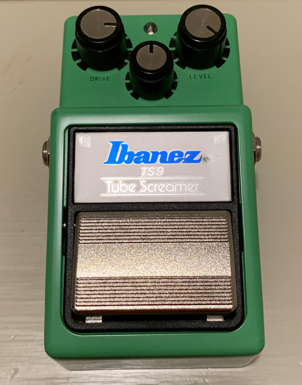 Ibanez TS9 Tube Screamer - Green