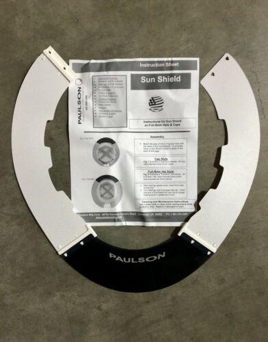 Paulson Sun Shield A-S5-M for MSA V-Gard Cap Style Hard Hat