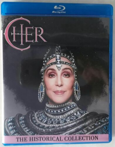 Cher The Collection Bluray
