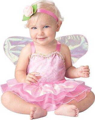 Baby Jungen Mädchen Pink Pixie Fee Büchertag Halloween Kostüm Kleid Outfit