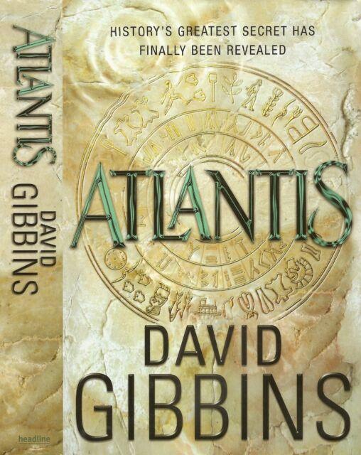 David Gibbins - Atlantis - 1st/1st