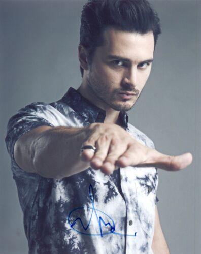 Michael Malarkey Signed Autographed 8x10 Photo The Vampire Diaries Actor COA