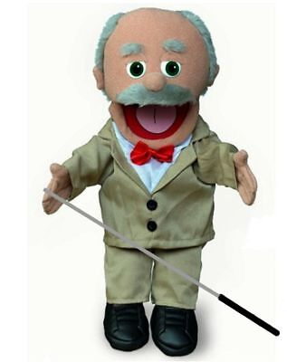 Silly Puppets Pops (Hispanic) Puppet Bundle 14 inch with Arm Rod