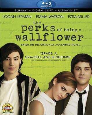 Perks of Being a Wallflower (Blu-Ray) [Rental Only Edition -NO Digital