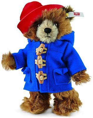 Steiff Paddington Teddy Bear 2015 EAN 664892 USA/UK Exclusive New