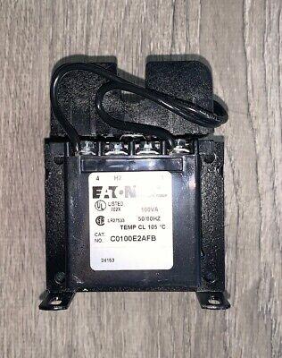 Brand New Eaton Cutler Hammer General Purpose Transformer C0100e2afb
