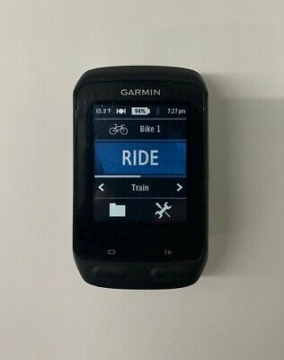 Garmin Edge 510 GPS Cycling Bicycle Computer - GREAT CONDITION!