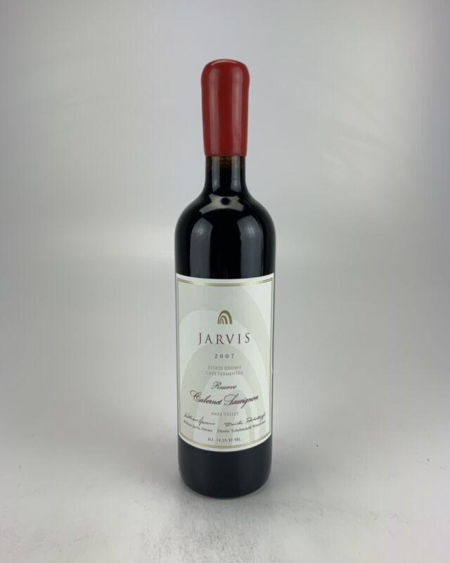 2007 Jarvis Cave Fermented Reserve Cabernet Sauvignon
