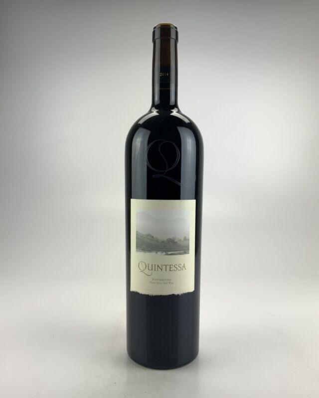 2014 Quintessa Red Wine 1.5 L JS--97