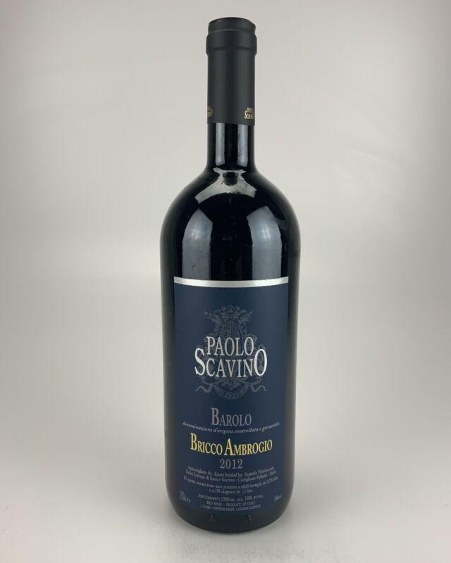 2012 Paolo Scavino Bricco Ambrogio 1.5 L RP--92