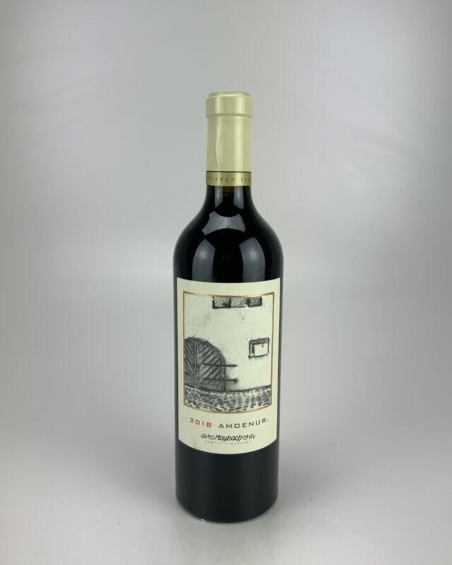 2018 Maybach Amoenus Vineyard Cabernet Sauvignon RP--97