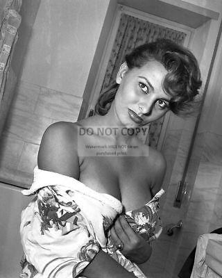 - SOPHIA LOREN LEGENDARY ACTRESS PIN UP - 8X10 PUBLICITY PHOTO (CC999)