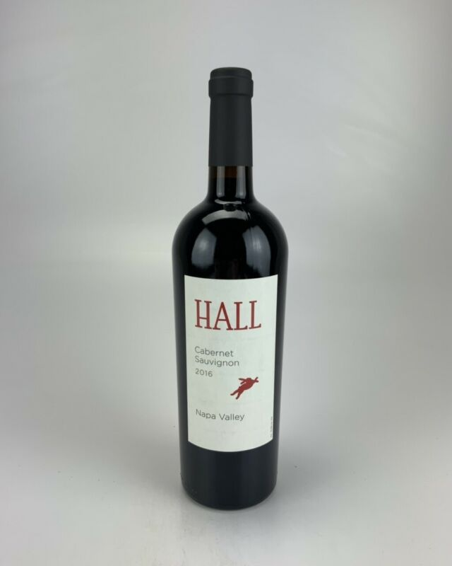 2016 --6 Bottles -- Hall Cabernet Sauvignon JD--94