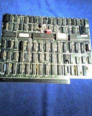 Burroughs Unisys B26 Mfm Disk Controller Pcb A 60 00191 00 01