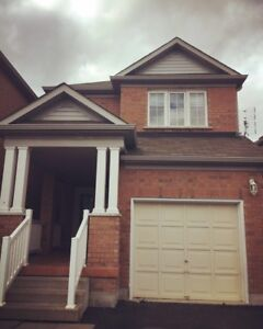 Markham and Steeles 3 Bedroom detached house for Rent