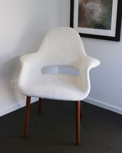Cream Bucket Armchair (3 available) | BRAND NEW Dakabin Pine Rivers Area Preview