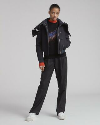 NWT $425 rag & bone Clover Wool Blend Pants 2