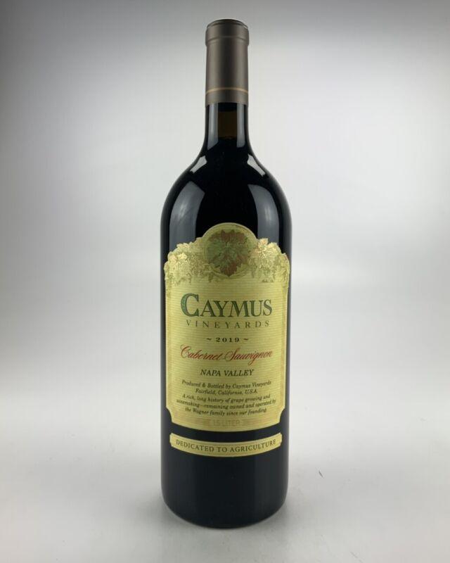 2019 Caymus Cabernet Sauvignon 1.5 L
