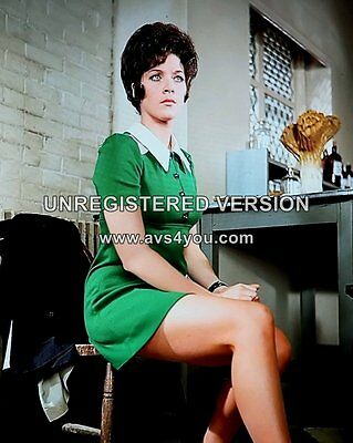 "Linda THorson Avengers 10"" x 8"" Photograph no 18"