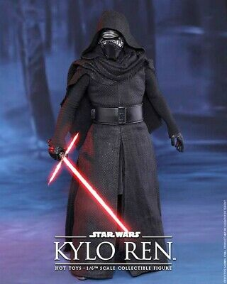 Hot Toys Star wars the Force Awakens Kylo Ren 1/6 scale figure Episode 7 MMS 320
